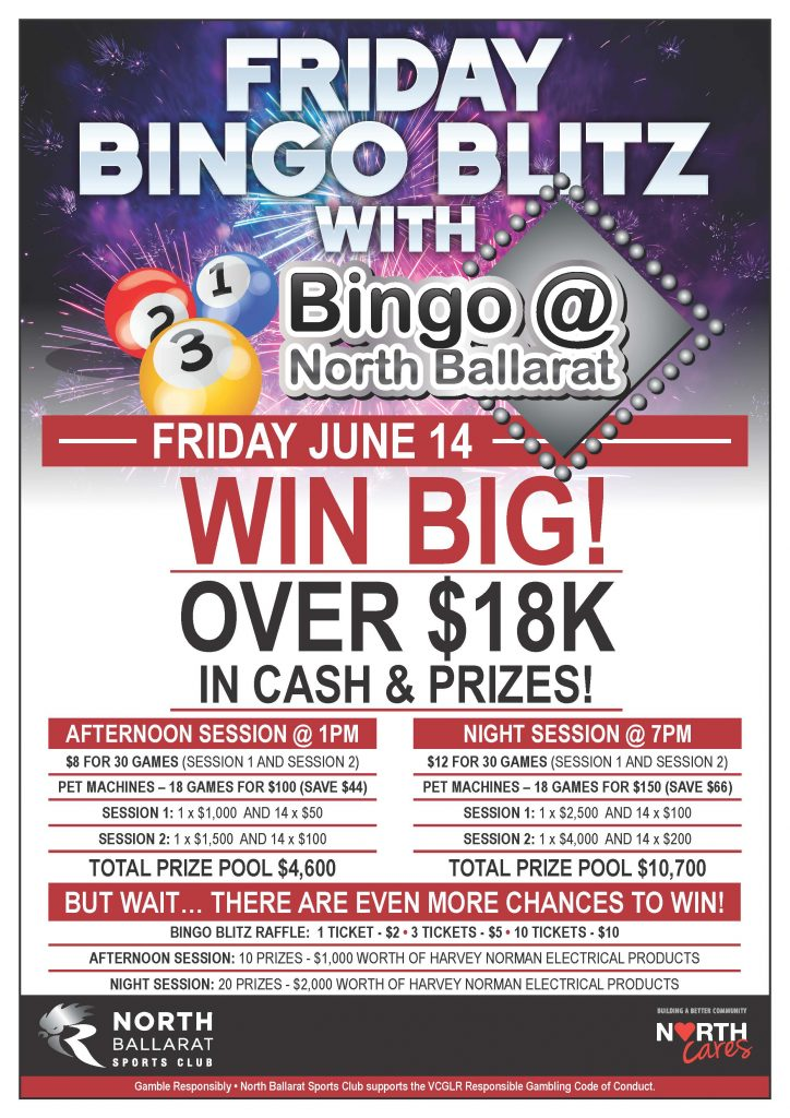 NBSC_Friday Bingo Blitz_A4 Flyer