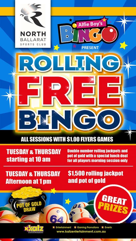 Bingo Ballarat
