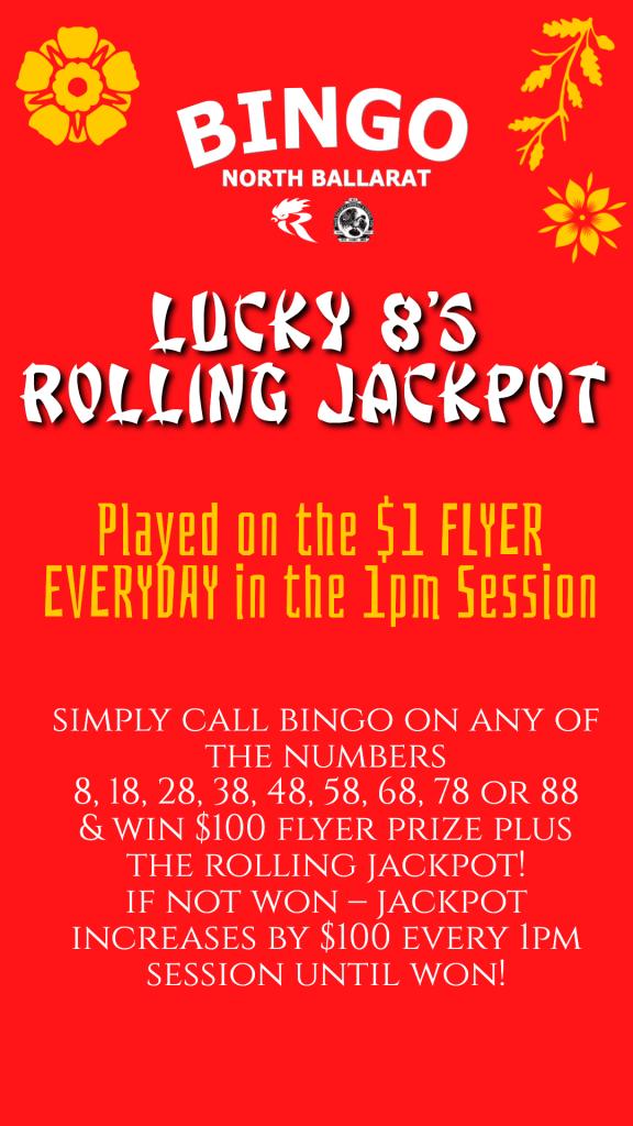Lucky 8's